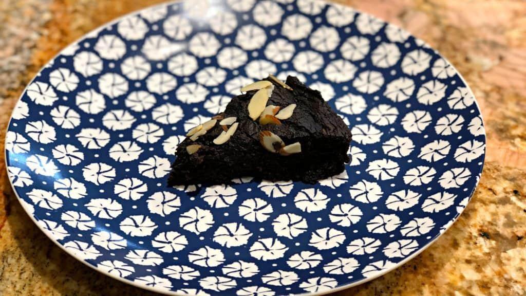 Keto Brownies Slice