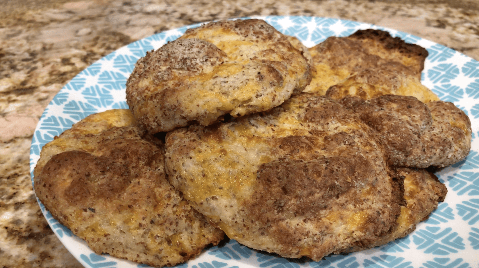 Keto Cheddar Bay Biscuit Recipe