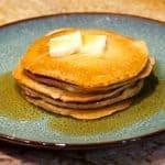 Keto Pancake Recipe Redux Wideshot