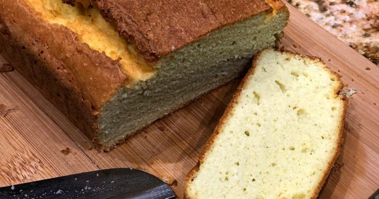 Keto Bread Recipe (Coconut Flour OR Almond Flour)