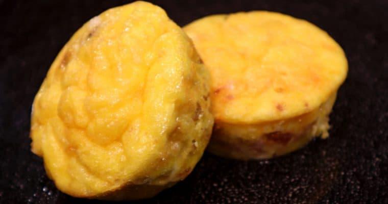 Keto Omelette Muffin Recipe