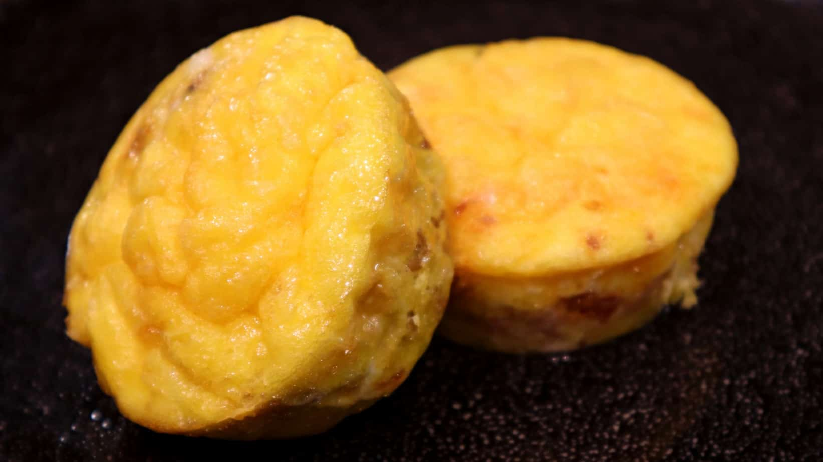 Keto Omelette Muffin Recipe
