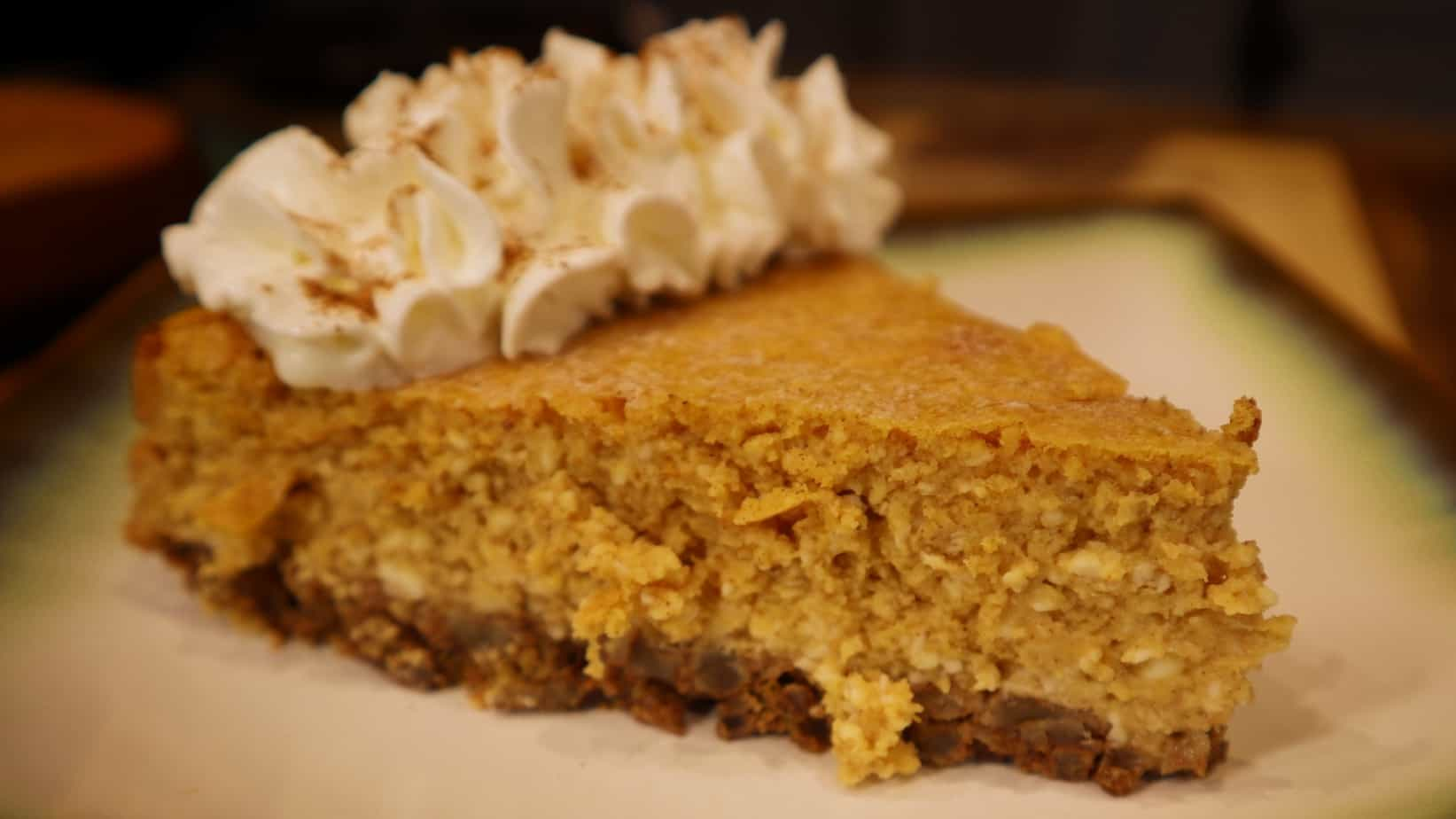 Keto Pumpkin Pecan Cheesecake Recipe