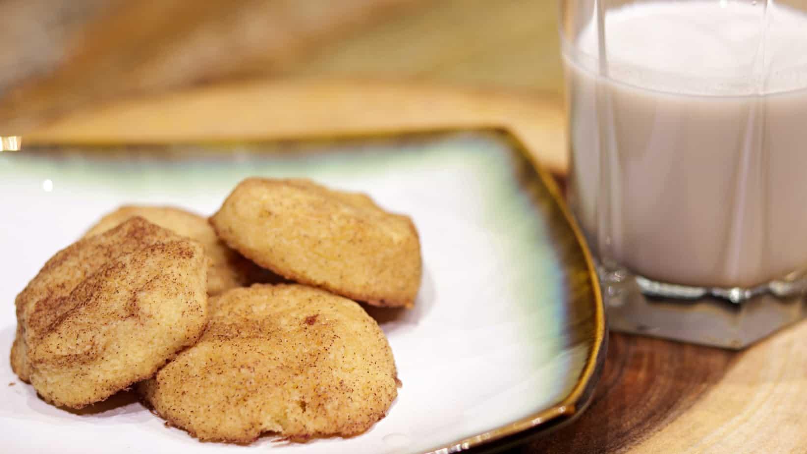 Keto Snickerdoodle Cookie Recipe
