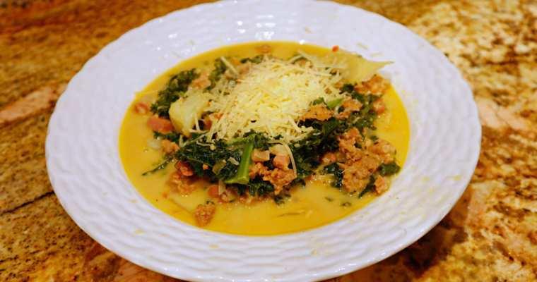 Keto Zuppa Toscana Recipe