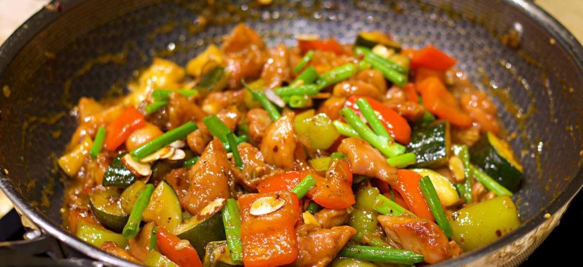 Keto Kung Pao Chicken Recipe