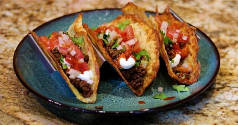 Keto Locos Tacos Recipe