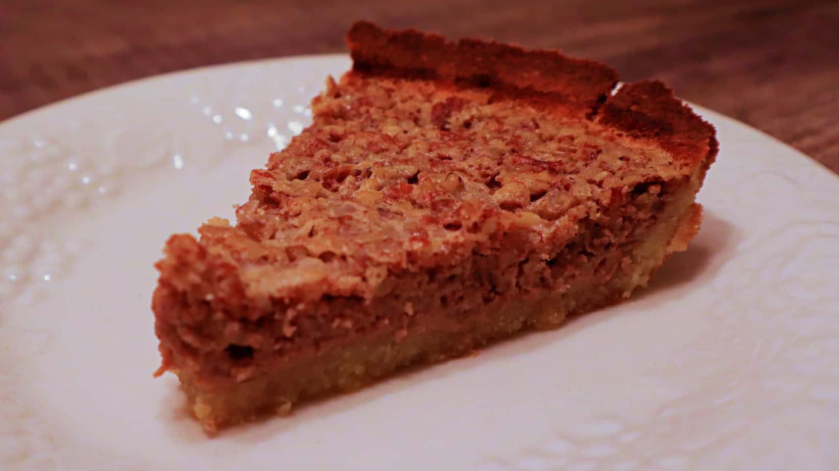 Keto Pecan Pie Recipe
