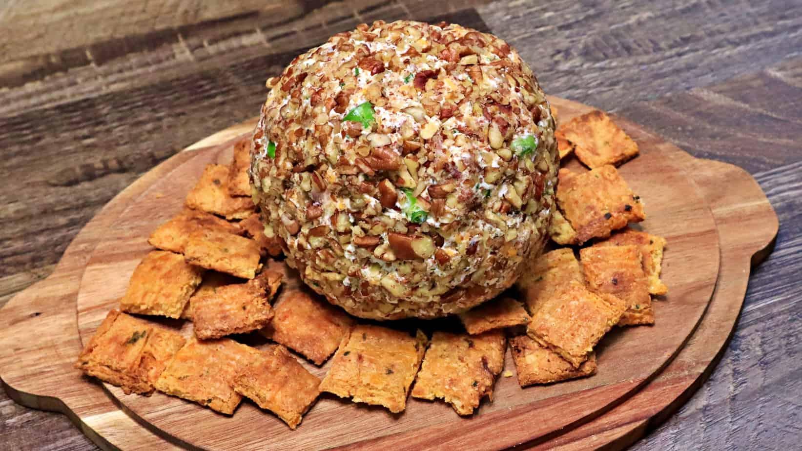 Keto Cheese Ball Recipe