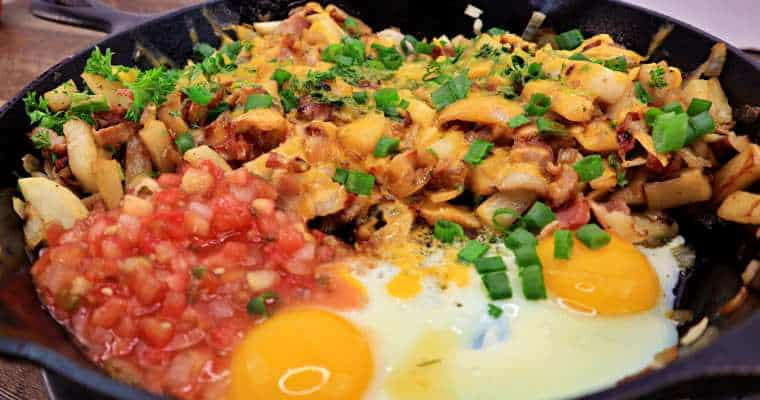 Keto Breakfast Hash Recipe