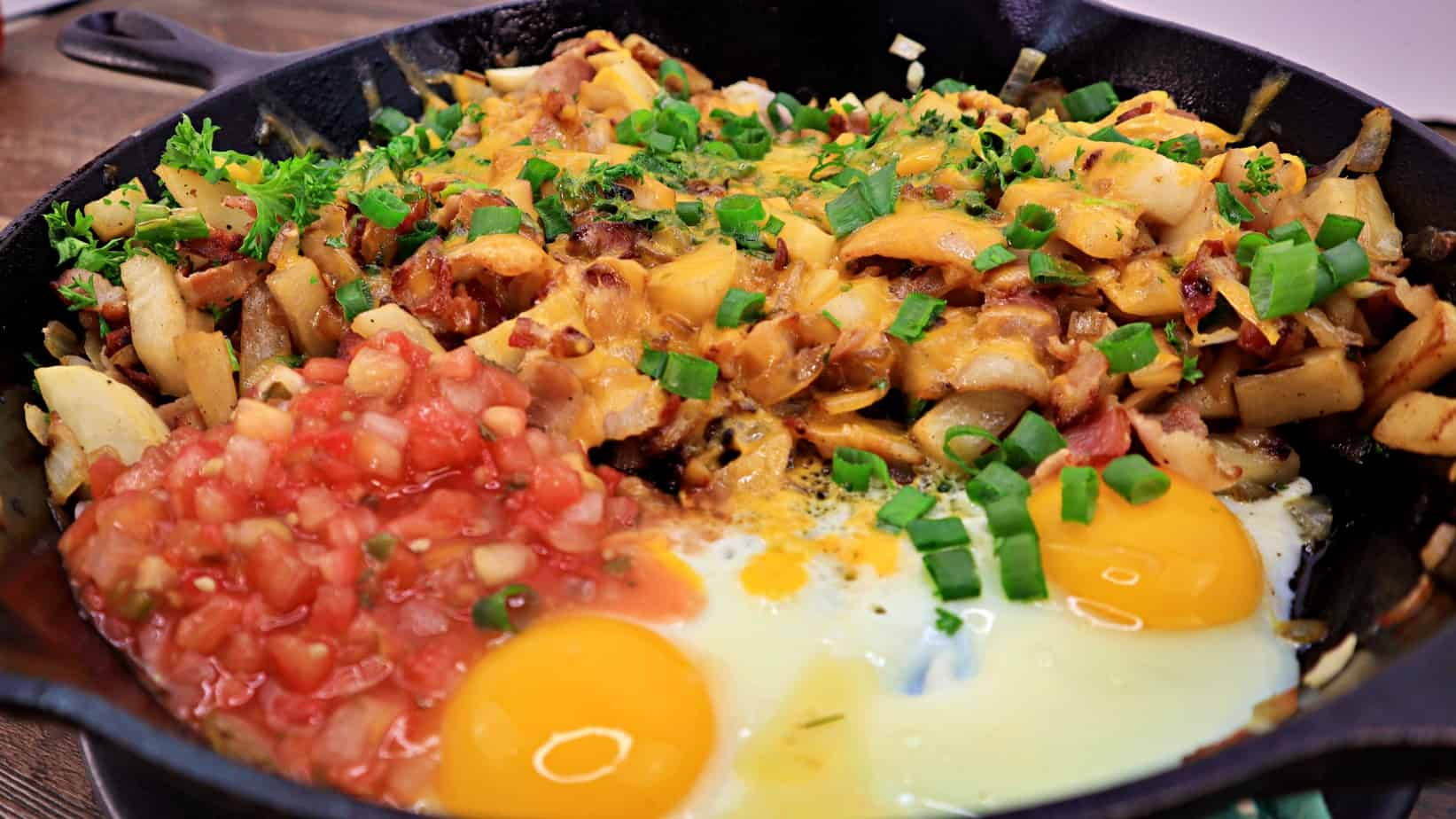 Keto Breakfast Hash Recipe