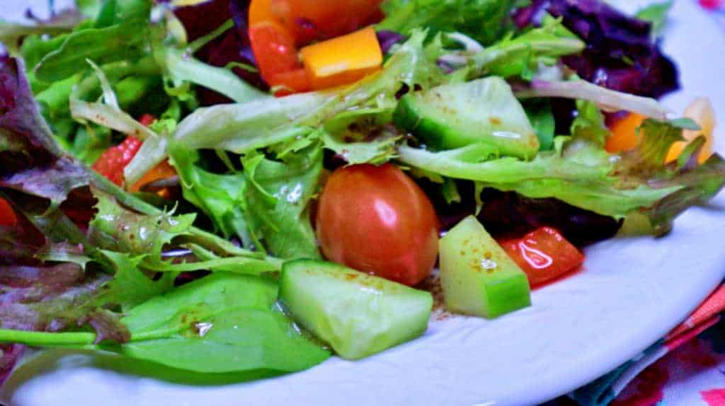 Keto Balsamic Vinegarette Recipe