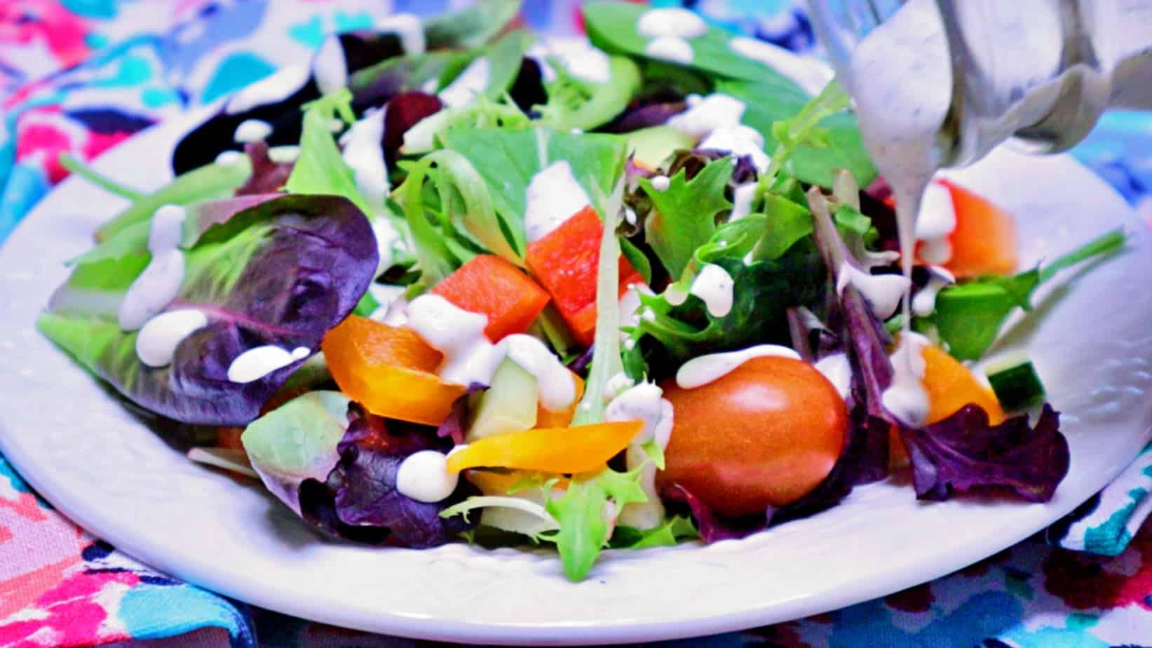 Keto Salad Dressings and Marinades